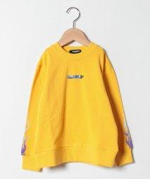 XLARGE KIDS/ファイヤーロゴ裏毛トレーナー/501505078
