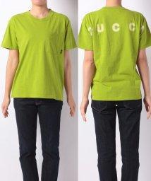 ZUCCa/(S)バックロゴTシャツ/501509739