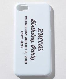 ZUCCa/(S)INVITATION iPhoneケース/501509749