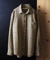 JOURNAL STANDARD/《予約》チェックボックスシャツ/501517021