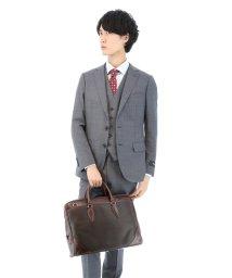 GRAND-BACK/Kiefer Glanz 別注ビジネスブリーフバッグ/501303361