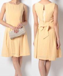MIIA/リボンブローチ付ドレス/501499154
