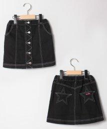 X-girl Stages/切替ステッチミニスカート/501511238