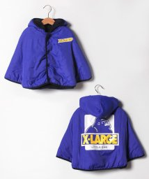 XLARGE KIDS/OGゴリラ裏ボアケープ/501511253