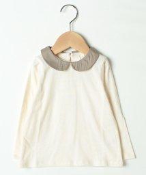 LAGOM/衿付カットソー/501511302