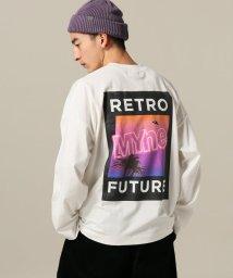 PULP/【PULP】MYne / マイン RETRO FUTURE LS TEE/501518662
