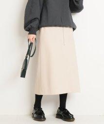 Spick & Span/ビーバーフロントジップスカート◆/501518802