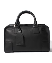 LOEWE/【LOEWE】ハンドバッグ/AMAZONA 28【BLACK/PALLADIUM】/501504903