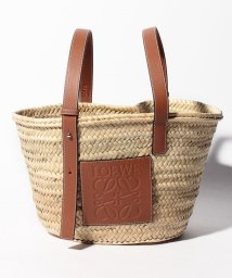 LOEWE/【LOEWE】トートバッグ/BASKET 【NATURAL/TAN】/501504904