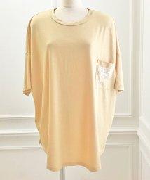Girly Doll/ビックシルエットが可愛い♪バックプリントロングシャツ/501506356