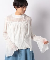 actuelselect/【GHOSPELL】High Neck Teture TOP/501512257