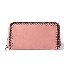 Stella McCartney/【STELLA McCARTNEY】3つ折り財布/SMALL FLAP WALLET  FALABELLA【BLUSH】/501514158
