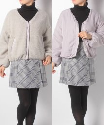 NICE CLAUP OUTLET/【every very nice claup】リバーシブルボリュームブルゾン/501515875