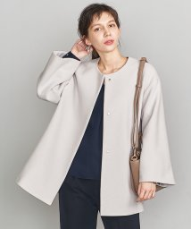 BEAUTY&YOUTH UNITED ARROWS/BY モッサフレアスリーブコート/501520942