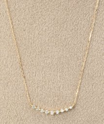 DECOUVERTE/18K 0.1ct ダイヤモンド ネックレス/501520963