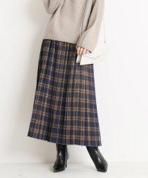 Spick & Span/チェックプリーツスカート◆/501521263