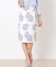 MISCH MASCH/花柄ジャガードタイトスカート/501486819