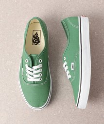 green label relaxing/[バンズ] SC VANS AUTHENTIC オーセンティック / スニーカー/501515305