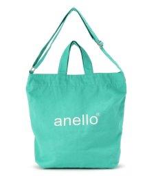 LHP/anello/アネロ/コットンキャンバス 2WAYトートバッグ《AI-C2551》/501522643