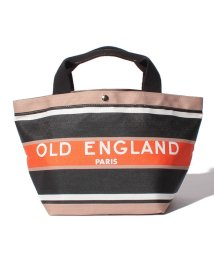 OLD ENGLAND/ロゴバスクサック/501420329