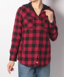 Eddie Bauer OUTLET/LS FLANNEL HOODED SH/501513272