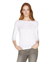 BENETTON (women)/ボートネック7分袖Tシャツ・カットソー/501520776