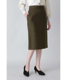 NATURAL BEAUTY BASIC/〈ウォッシャブル〉ボタニサージタイトスカート/501521491