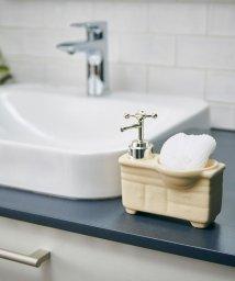 En Fance/ソープディスペンサー「bathroom sink(バスルームシンク)」 アイボリー/501522231