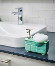 En Fance/ソープディスペンサー「bathroom sink(バスルームシンク)」 ブルー/501522233