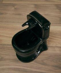 En Fance/トイレブラシセット「 toilet(トイレット)」 ブラック/501522241