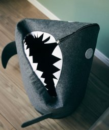 En Fance/折りたたみフェルトストレージ「shark(シャーク)」/501522260
