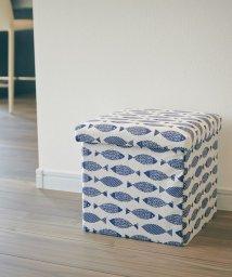 En Fance/座ってしまえて畳める便利ボックス フィッシュ/501522294