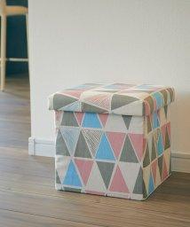 En Fance/座ってしまえて畳める便利ボックス トライアングル/501522295