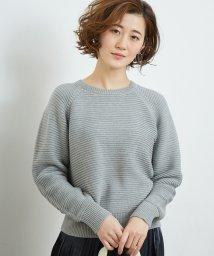 ROPE' PICNIC/ガーター編みプルオーバー/501524968