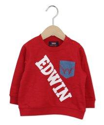 EDWIN/エドウイン胸ポケットトレーナー/501525001
