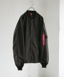 URBAN RESEARCH/ALPHA INDUSTRIES×URiD 別注MA-1 COACH JACKET/501526228