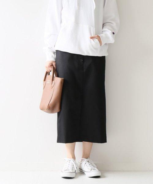Spick & Span(スピック&スパン)/フロントボタンタイトスカート◆/19060200501010