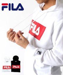 MARUKAWA/【FILA】フィラ スウェット 裏毛 パーカー ボックスロゴ/501516325