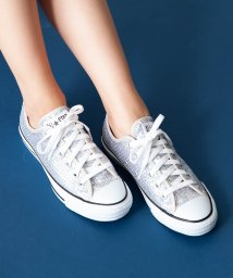 en recre/【CONVERSE ALL STAR】スパングルスニーカー/501517710