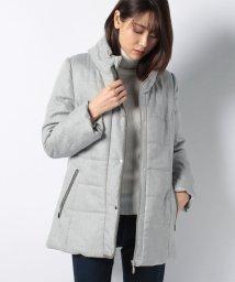 CARA O CRUZ/【特別提供品】ハイネック中綿コ-ト/501522543