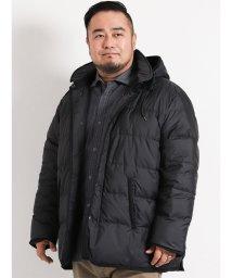 GRAND-BACK/【大きいサイズ】MAXAS(マクサス)ダウンハーフコート/501525594
