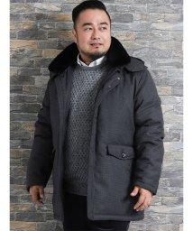 GRAND-BACK/【大きいサイズ】レノマ オム/renoma HOMME 尾州ウールフードダウン/501525610