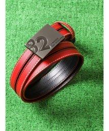 GRAND-BACK/【大きいサイズ】lecoqsportif GOLF(ルコック ゴルフ)フィットバックルベルト/501525911