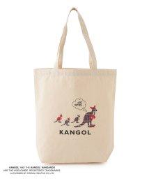 JUNRed/【KANGOL】WEB別注トートバック/501526050