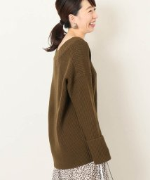 journal standard  L'essage /SUPER PREGO Vネックプルオーバーニット◆/501528272