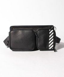 Off-White/【Off-white】FANNY PACK OFF WHITE/501514235