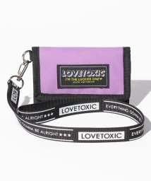 Lovetoxic/ストラップつきミニ財布/501517927