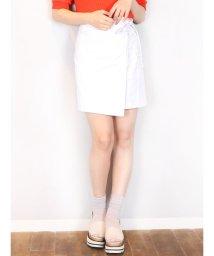 dazzlin/【S】コンパクトラップスカート/501527298