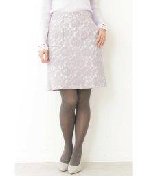 PROPORTION BODY DRESSING/レースボンディング2ポケットスカート/501527186