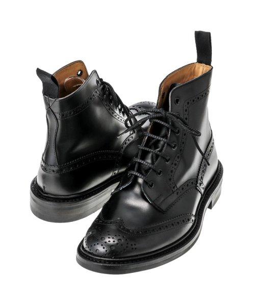 Tricker's(トリッカーズ)/TRICKERS ストウ ダイナイトソール STOW ACORN ANTQ. DAINITE SOLE 5 FIT 日本サイズ:25.0cm/5634